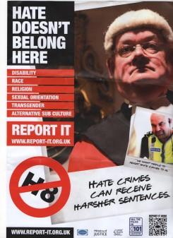 Hate awareess poster 001